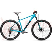 Bicicleta Cube Attention SL 29' Petrol/Red 2021