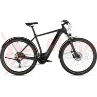 Bicicleta Cube Cross Hybrid Pro 500 Allroad iridium/black 2020