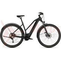 Bicicleta Cube Cross Hybrid Pro 500 Allroad Trapeze iridium/black 2020