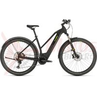Bicicleta Cube Cross Hybrid Race 500 Allroad Trapeze black/green 2020