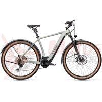 Bicicleta Cube Cross Hybrid SL 625 Allroad Lunar/Grey 2021