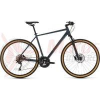 Bicicleta Cube Cross Pro Blue/Red 2020