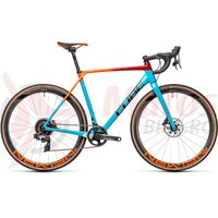 Bicicleta Cube Cross Race C:62 SLT Blue/Redfading 2021