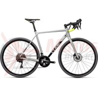 Bicicleta Cube Cross Race Pro Grey/Flashyellow 2021