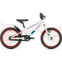 Bicicleta Cube Cubie 160 White/Blue 2020
