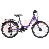 Bicicleta Cube Ella 200 Purple/Rose 2019