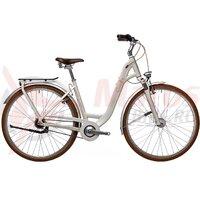 Bicicleta Cube Ella Cruise Easy Entry Cream/Orange 28
