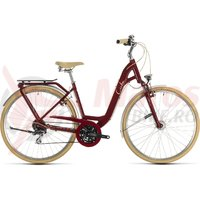 Bicicleta Cube Ella Ride Easy Entry Red/Cream 2020