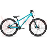 Bicicleta Cube Flying Circus Petrol/Black 2021