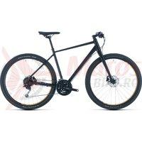 Bicicleta Cube Hyde Black/Yellow 2020