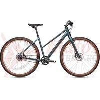 Bicicleta Cube Hyde Pro Trapeze 28' Deepblue/Silver 2021