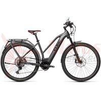 Bicicleta Cube Kathmandu Hybrid 45 625 Trapeze Iridium/Red 2021