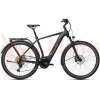 Bicicleta Cube Kathmandu Hybrid EXC 625 Black/Grey 2021