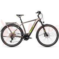 Bicicleta Cube Kathmandu Hybrid EXC 625 Teak/Green 2021