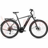 Bicicleta Cube Kathmandu Hybrid One 625 Iridium/Black 2021
