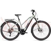 Bicicleta Cube Kathmandu Hybrid Pro 500 Trapeze Lunar/Grey 2021