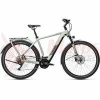 Bicicleta Cube Kathmandu Hybrid Pro 625 Lunar/Grey 2021