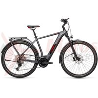 Bicicleta Cube Kathmandu Hybrid SL 625 Iridium/Red 2021