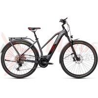 Bicicleta Cube Kathmandu Hybrid SL 625 Trapeze Iridium Red 2021