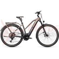 Bicicleta Cube Kathmandu Hybrid SLT 625 Trapeze Teak/Iridium 2021