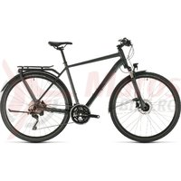 Bicicleta Cube Kathmandu Pro Iridium/Black 2020