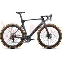 Bicicleta Cube Litening C:68X SLT  Carbon/Prizmblack 2021