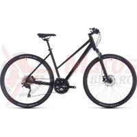 Bicicleta Cube Nature EXC Trapeze Black/Red 2020