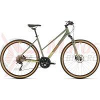 Bicicleta Cube Nature EXC Trapeze Green/Orange 2020