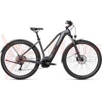 Bicicleta Cube Nature Hybrid EXC 500 Allroad Trapeze Iridium/Black 2021