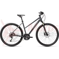 Bicicleta Cube Nature SL Trapeze Iridium/Teak 2021