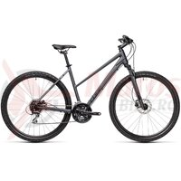 Bicicleta Cube Nature Trapeze Iridium/Black 28' 2021