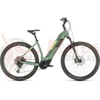 Bicicleta Cube Nuride Hybrid EXC 500 Easy Entry green/sharpgreen 2020