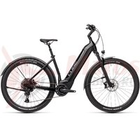 Bicicleta Cube Nuride Hybrid EXC 625 Allroad Easy Entry Black/Grey 2021