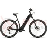 Bicicleta Cube Nuride Hybrid Pro 500 29' Easy Entry black/grey 2020
