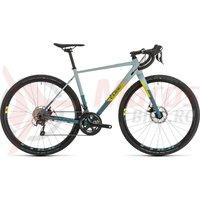 Bicicleta Cube Nuroad WS Greyblue/Lime 2020