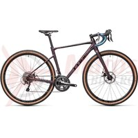 Bicicleta Cube Nuroad WS Smokylilac/Black 2020