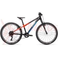Bicicleta Cube Reaction 240 SL Black/Blue/Red 2021