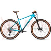 Bicicleta Cube Reaction C:62 Race 29' Petrol/Orange 2021