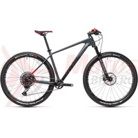 Bicicleta Cube Reaction C:62 SL 29' Grey/Red 2021