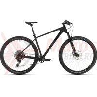 Bicicleta Cube Reaction C:62 SLT carbon/silver