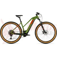 Bicicleta Cube Reaction Hybrid EX 500 29' Trapeze green/orange 2020
