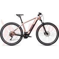 Bicicleta Cube Reaction Hybrid One 500 29' Blushmetallic/Grey 2021
