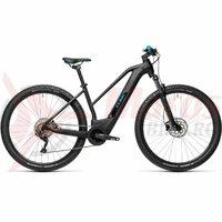 Bicicleta Cube Reaction Hybrid One 625 29' Trapeze Black/Blue 2021