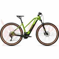 Bicicleta Cube Reaction Hybrid One 625 29' Trapeze  Deepgreen/Black 2021