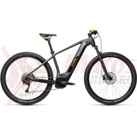 Bicicleta Cube Reaction Hybrid Performance 400 29