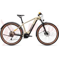 Bicicleta Cube Reaction Hybrid Performance 400 Allroad 27.5' Desert/Orange 2021
