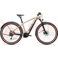 Bicicleta Cube Reaction Hybrid Performance 500 Allroad 29' Desert/Orange 2021