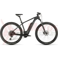 Bicicleta Cube Reaction Hybrid Pro 500 29' iridium/black