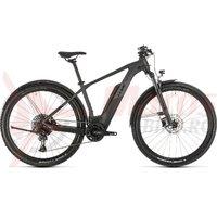 Bicicleta Cube Reaction Hybrid Pro 500 Allroad 29' iridium/black 2020