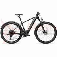 Bicicleta Cube Reaction Hybrid Pro 625 Allroad Iridium/Green 2021